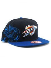 New Era NBA Oklahoma City Thunder 9fifty Snapback Hat OKC Logo Thor Marvel Comic