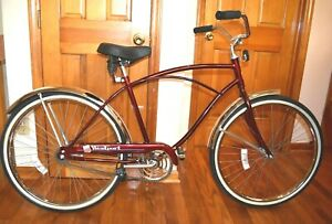 Rare Vintage Old School Murray Chrome Bicycle Nice Condition All Parts Original