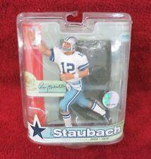 McFarlane Sportpicks Roger Staubach figure Cowboys Legends 3 NFL