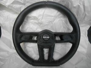 Can Am 709401706 Maverick X3 Turbo OEM Steering Wheel fits 2017-2021