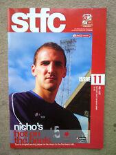 Swindon Town v Leyton Orient - Coca-Cola League 1 2007/08 Programme