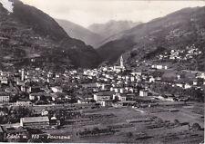 Brescia Edolo m. 700 Panorama viaggiata 1958