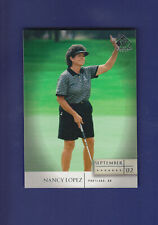 Nancy Lopez 2004 Upper Deck SP Signature Golf  #39