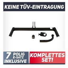 Volkswagen Polo III 6N2 3/5-Tür Fließheck 99-01 Anhängerkupplung starr+ESatz 7p