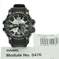 Casio G-Shock GG-1000-1A DR Mudmaster with Twin Sensor Ana-Digital Men's Watch