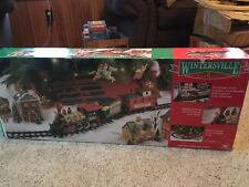 Vintage New Bright Toys Wintersville Express Battery Operated
