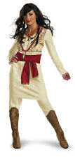 Costume Prince of Persia Princess Tamina Adult Women Deluxe 8-10 Medium New