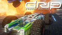 GRIP: Combat Racing (PC) - Steam Key - REGION FREE
