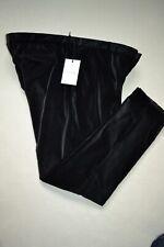 """Paul Smith Gents Black Velvet Trouser 38"""" Brand New"""