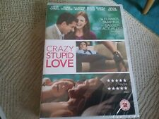 Crazy, Stupid, Love (DVD, 2012) new freepost