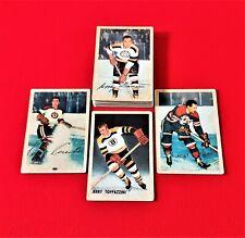 New listing Dumart/Smith/Arbour/Lumley/Conacher - 1953/54 - Parkhurst - NHL - Lot of 14