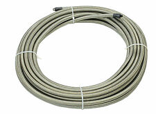 Stainless Steel Braided 1500 PSI -6AN AN6 6-AN Oil Fuel Gas Hose Line