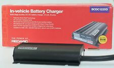 Redarc BCDC1225D DC to DC 25amp charger with MPPT solar dual battery system 4x4