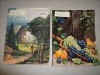 Vintage Ideals Magazines Lot of 2--1964 Inspiration & Thanksgiving