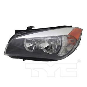 TYC Left Halogen Headlight For BMW X1 2013-2015 Models
