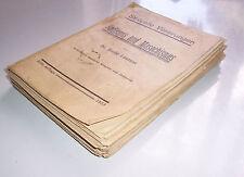 Dr. Emile Laurant - Sexuelle Verirrungen Sadismus und Masochismus 1923 !