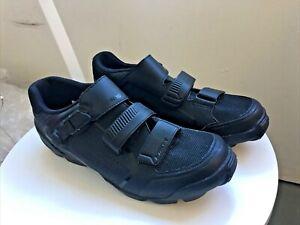 New Shimano ME500 Mountain Bike Shoes -Black 44