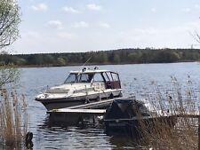 Motorboot, Kajütboot 10m, 400 PS Diesel 1100 Betriebsstunden