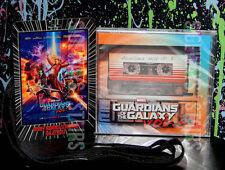 rare GUARDIANS OF THE GALAXY VOL. 2 PROMO CD & ADVANCE SCREENING LANYARD disney