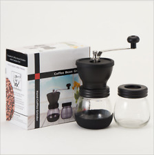Brand New Coffee Grinder& Seal PotCeramic Coffee Hand Mill Cafe Grinder Skerton#