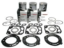 Polaris Indy Storm 800, 1994-1998, Wiseco Pistons and Top End Gasket Set