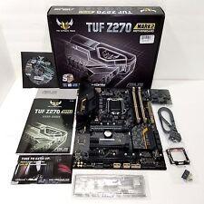 Asus TUF Z270 MARK 2 ATX DDR4 LGA-Socket1151 Desktop Motherboard - Z270 Chipset