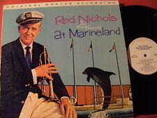 """MFSL1-093 RED NICHOLS """"AT MARINELAND """"(FIRST-MFSL-JAPANPRESSING-SERIES/NEARMINT)"""
