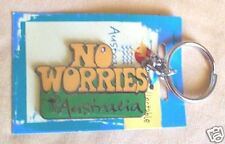 #D92.  SYDNEY AUSTRALIA  KEYRING - NO WORRIES