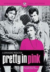 Pretty In Pink (DVD, 2002) PAL Region 4 🇦🇺 Brand New Sealed Free Postage