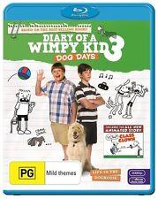 Diary Of A Wimpy Kid - Dog Days (Blu-ray, 2013)