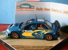 SUBARU IMPREZA WRC #6 RALLY NEW ZEALAND 2005 ATKINSON MACHEALL VITESSE 43118