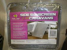 Sunscreen Wall for Caravans