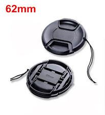 5 pcs 62mm Front Lens Cap for Sony DT 16-80mm 18-135 E18-200mm Tamron 70-300mm
