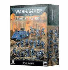 Patrulla de combate: marines Espaciales-Warhammer 40k -! totalmente Nuevo! 48-80
