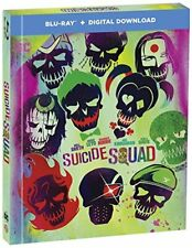 Suicide Squad Extended Cut Filmbook [Blu-ray] [2017] [DVD][Region 2]