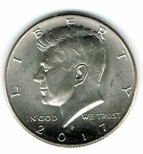 2017-P Brilliant Uncirculated Copper-Nickel Clad Copper Strike Half Dollar Coin!