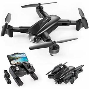 SNAPTAIN SP500 Foldable GPS FPV Drone with 1080P HD Camera Live Video for Beg...