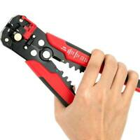 Self-Adjustable Automatic Cable Wire Stripper Crimper Crimping Tool Plier Cutter