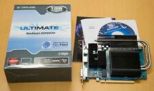 Sapphire Radeon HD6670 Ultimate * Passiv * No Fan * DVI-I/HDMI/DP * 1GB GDDR5