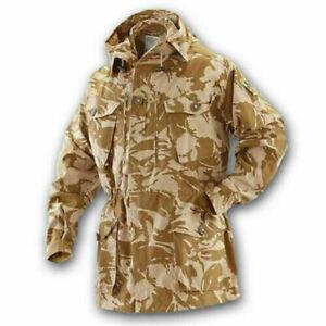 British army surplus, desert camouflage windproof smock, grade 1