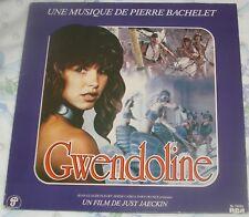 GWENDOLINE (Pierre Bachelet) rare original mint Germany stereo lp (1984)