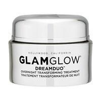 GlamGlow  Dreamduo Overnight Transforming Treatment 0.68oz, 20ml Skincare