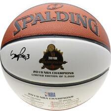 Pascal Siakam Toronto Raptors Autographed 2019 NBA Finals Champions Basketball