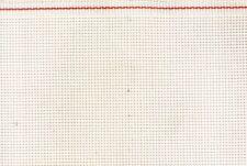 Zweigart Interlock 12 count White Blank Needlepoint Canvas Priced per 1/4 Yard