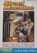 Street Machine Magazine April 1989