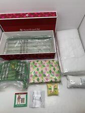 American Girl Kit's Bed & Quilt Set - NIB - Retired