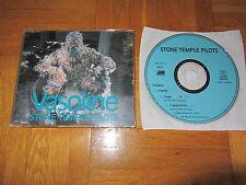 STONE TEMPLE PILOTS Vasoline OOP 1994 GERMANY CD single live unplugged tracks
