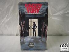 Caged Fury VHS  Roxanna Michaels, Erik Estrada