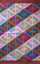 "Ayacucho Weaving ""Wari Colors"" design from Peru"