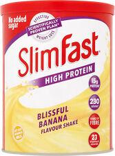 Slimfast Blissfull Bananen-Geschmack Milkshake Pulver 3 X 438G